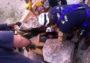 Rescatan a una mujer atrapada entre las rocas en South Mountain