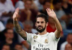Isco causa baja en el Real Madrid por apendicitis aguda