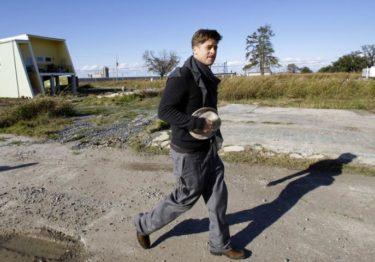 Brad Pitt, demandado por casas mal construidas en New Orleans tras Katrina