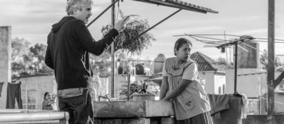 """""""Roma"""" de Cuarón hará brillar a México en los Oscar y los Goya"""