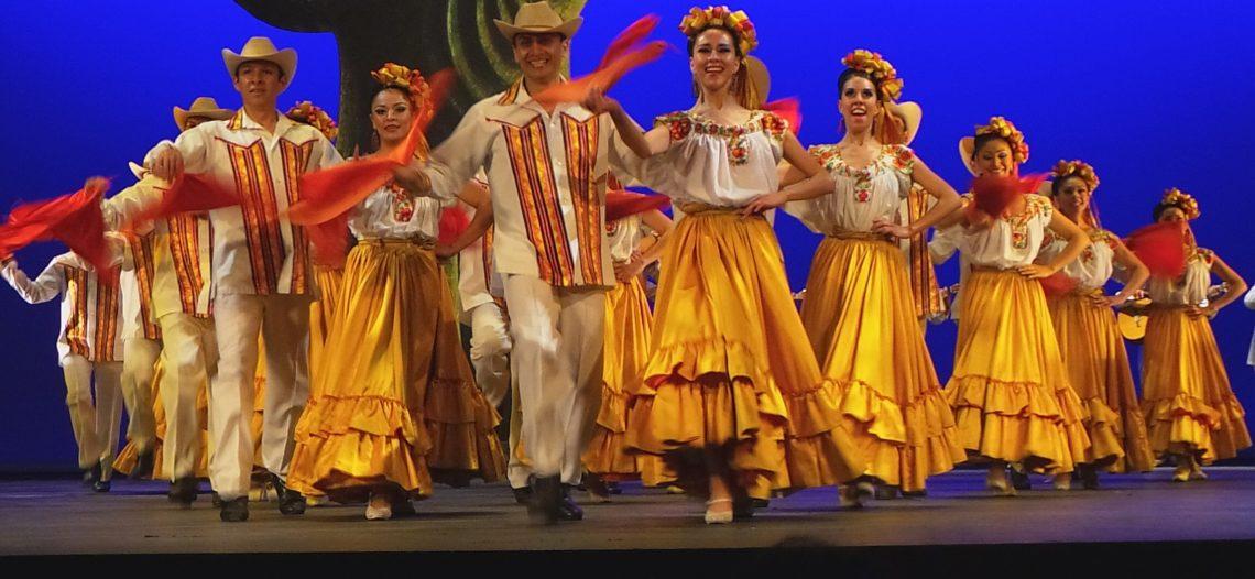 El Ballet Folklórico de Amalia Hernández llega Phoenix
