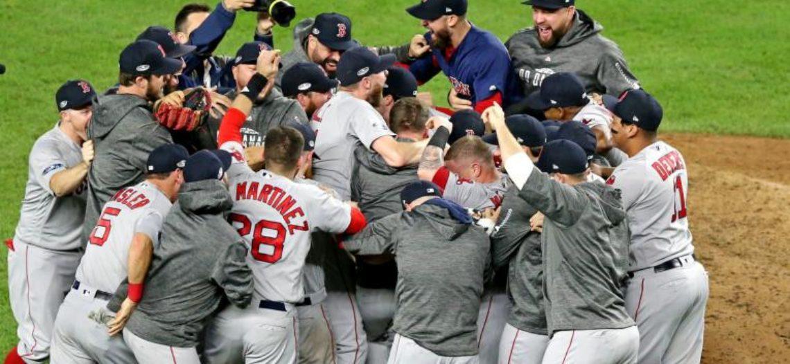 Boston vence a Yankees y jugará contra Astros la Serie de Campeonato
