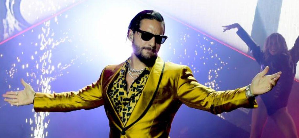 Maluma, Bad Bunny y Daddy Yankee arrasan en Latin Music Awards 2018