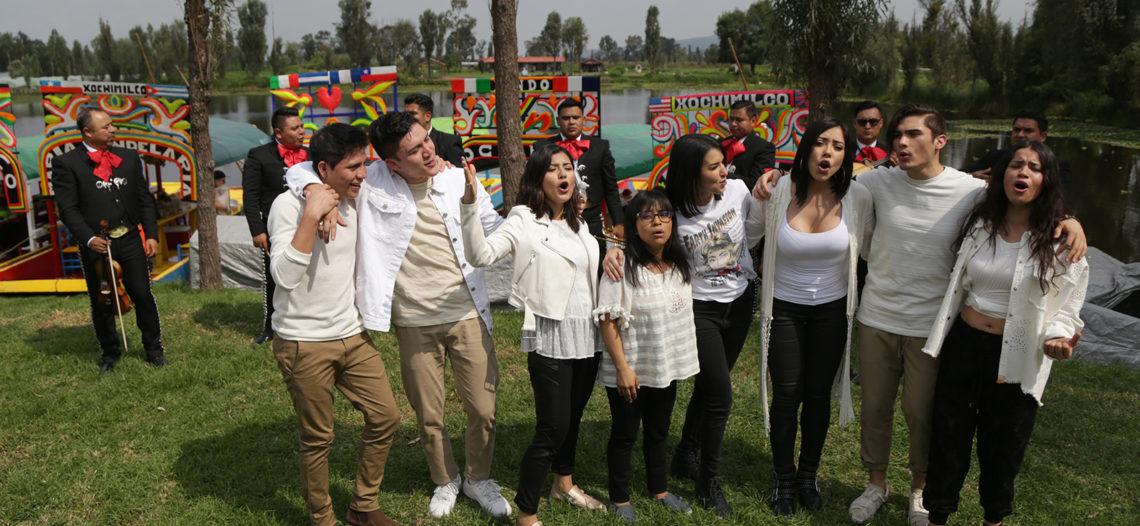 Académicos visitan Xochimilco