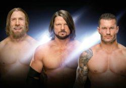 Toda la acción de la WWE en Tucson