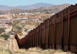 Construcción de muro fronterizo inicia en Yuma en abril