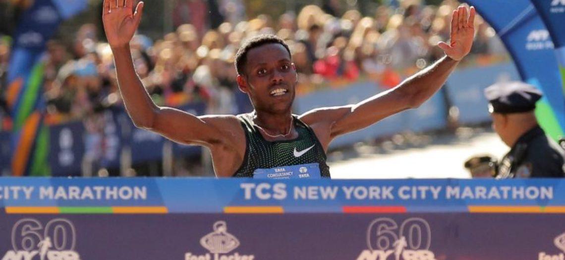 Todos los ganadores del Maratón de Nueva York