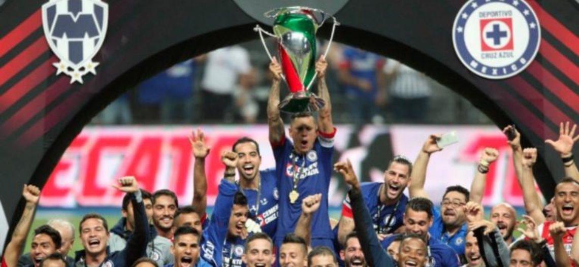 ¡Cruz Azul campeón de la Copa MX!