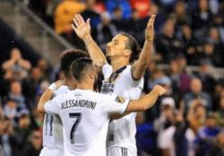 Galaxy quiere vender a Giovani para retener a Zlatan