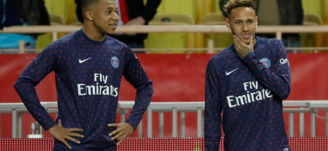 ¡Alerta en PSG! Neymar y Mbappé lesionados