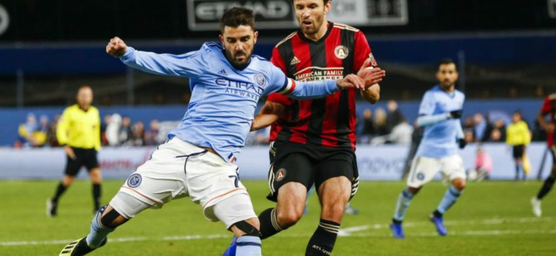 David Villa se va del New York City FC y de la MLS