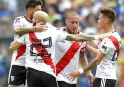 River Plate logra empatar a Boca Juniors en ida de final de Libertadores