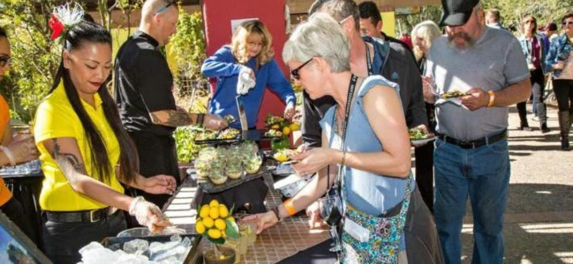 SAVOR vuelve a Tucson Botanical Gardens