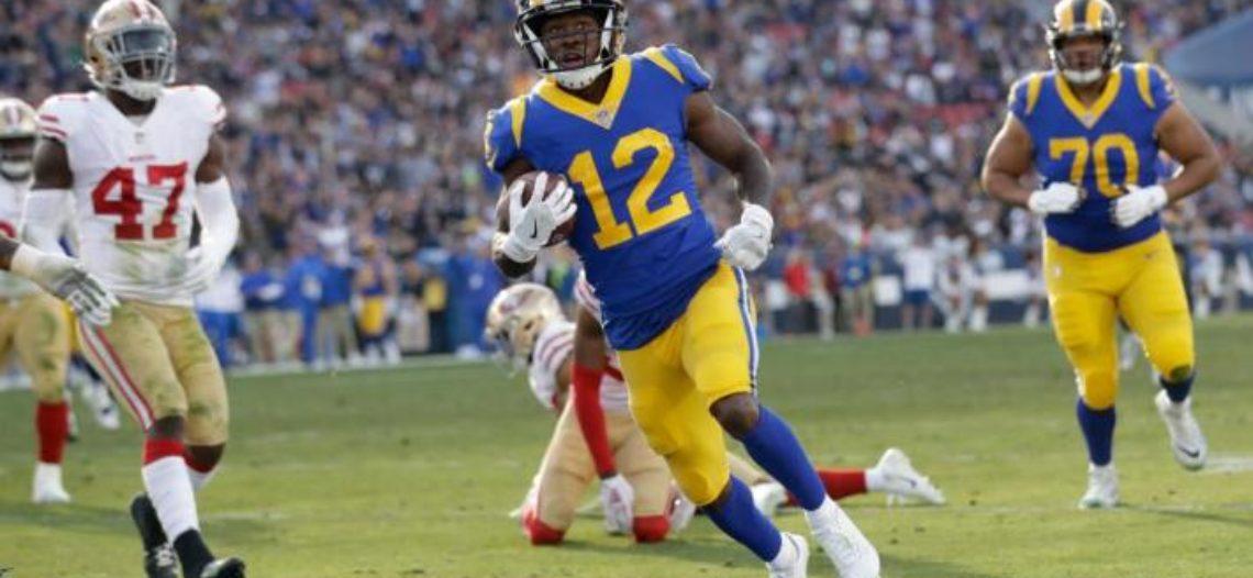 Rams descansarán en 1ra ronda de playoffs