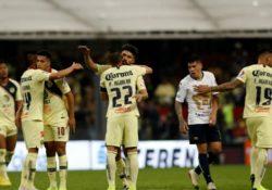 América humilla a Pumas y es finalista de la Liga MX