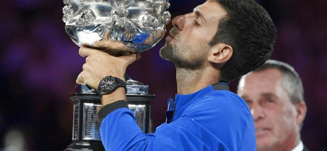 Djokovic vence a Nadal; gana su séptimo Abierto de Australia