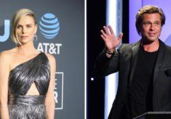 Nuevo romance en Hollywood: Brad Pitt y Charlize Theron están saliendo