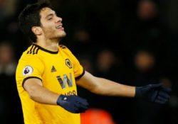El doblete de Raúl Jiménez vs West Ham United