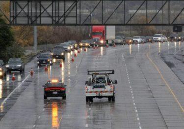Evacuaciones obligatorias en California por temor a deslaves devastadores
