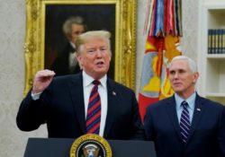 Trump propone extender DACA y TPS por tres años a cambio de fondos para el muro