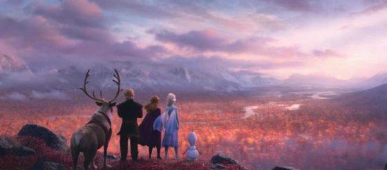 'Frozen 2' adelante invierno 2019