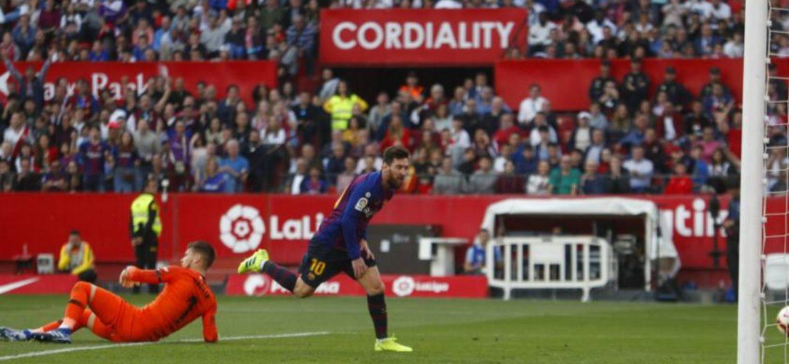 Messi, en forma antes de enfrentarse al Real Madrid