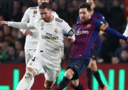 Barcelona saca el empate ante Real Madrid en primera vuelta de semifinal