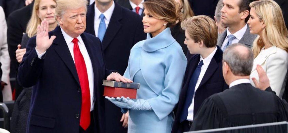 Fiscales investigan gastos en inauguración de Trump: ABC News
