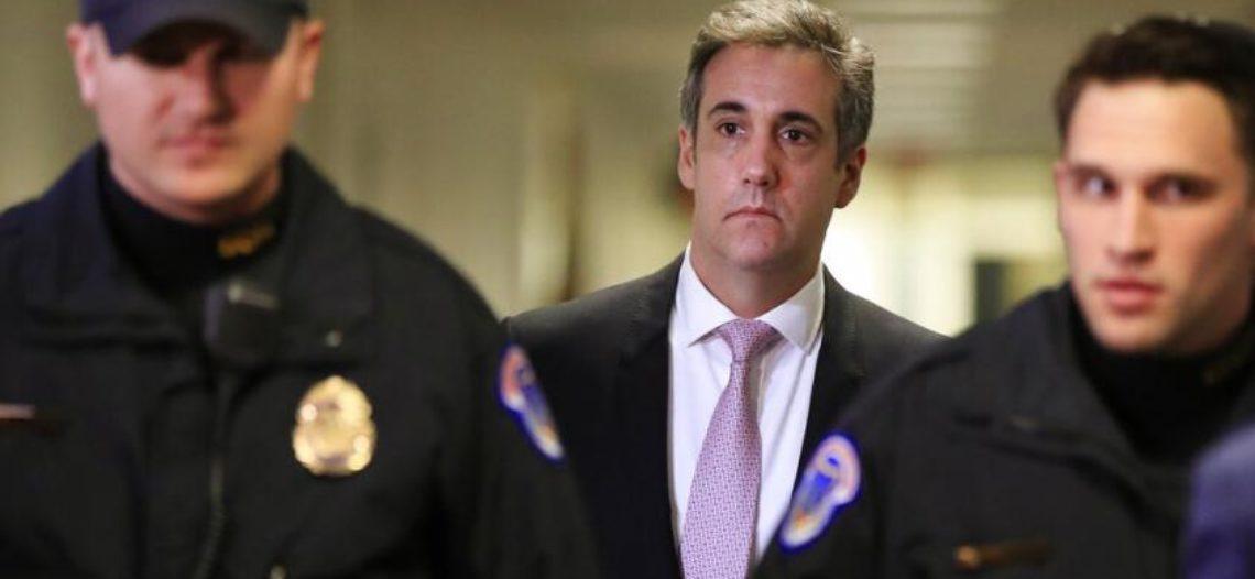 En explosivo testimonio ante Congreso, Cohen incrimina a Trump
