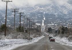 Alcanza a Nogales y Tucson tormenta invernal