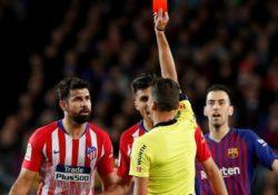 ¿Por qué expulsaron ocho partidos a Diego Costa?