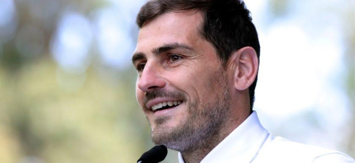 Iker Casillas deja el hospital tras infarto