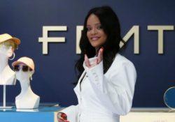 Rihanna lanza Fenty en París