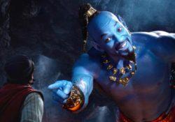 """""""Aladdin"""" llenará las pantallas de magia con Will Smith como el famoso Genio"""