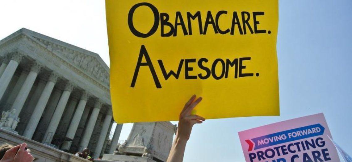 Mientras Barr comparecía, DOJ solicitaba formalmente la eliminación total de Obamacare