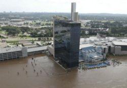 Evacuaciones obligatorias en Oklahoma y Arkansas por inundaciones