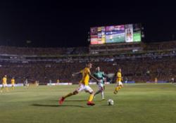 Tigres supera a León por la mínima en final de ida