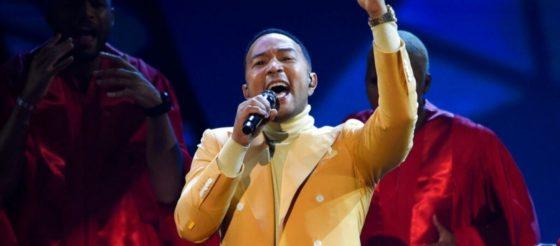 John Legend llama a boicotear estados antiaborto