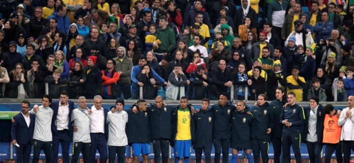 Brasil es multado por cántico homofóbico en Copa América
