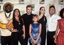 Salma y Angelina se unen al 'Universo Marvel'