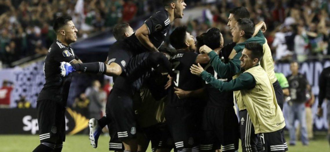 México derrota a Estados Unidos y conquista la Copa Oro