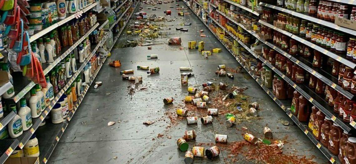 """Terremoto fue una """"llamada de atención"""": Gobernador de California"""