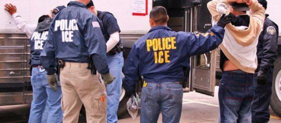 No hubo señales de redadas masivas con las que Trump amenazó a migrantes