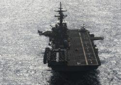 Irán contradice a Trump sobre destrucción de dron en Golfo Pérsico