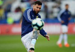 Ronaldo, Messi y Rapinoe, nominados a premio The Best de la FIFA