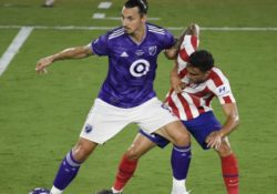 Zlatan Ibrahimovic podría jugar vs Cruz Azul