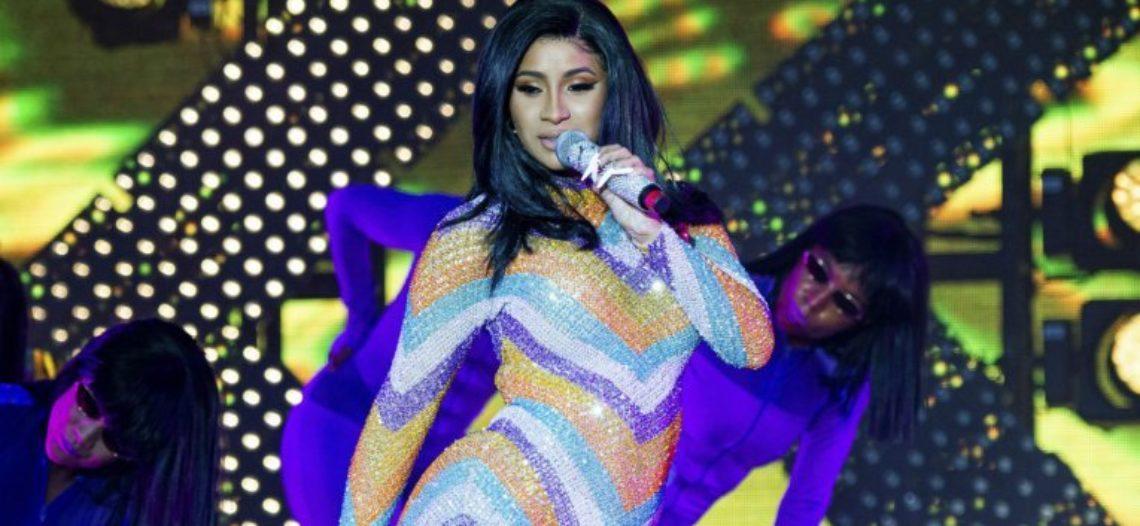 Cardi B pospone concierto en Indianápolis por amenaza