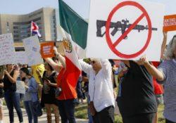 NRA advierte a Trump no aprobar verificación de antecedentes para comprar armas