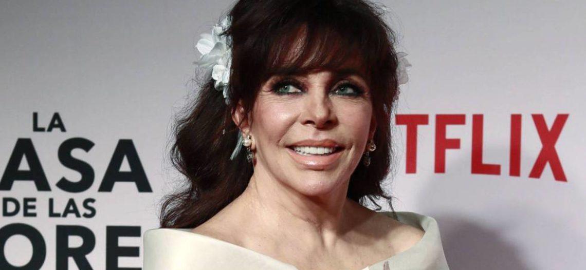 Verónica Castro anuncia su retiro