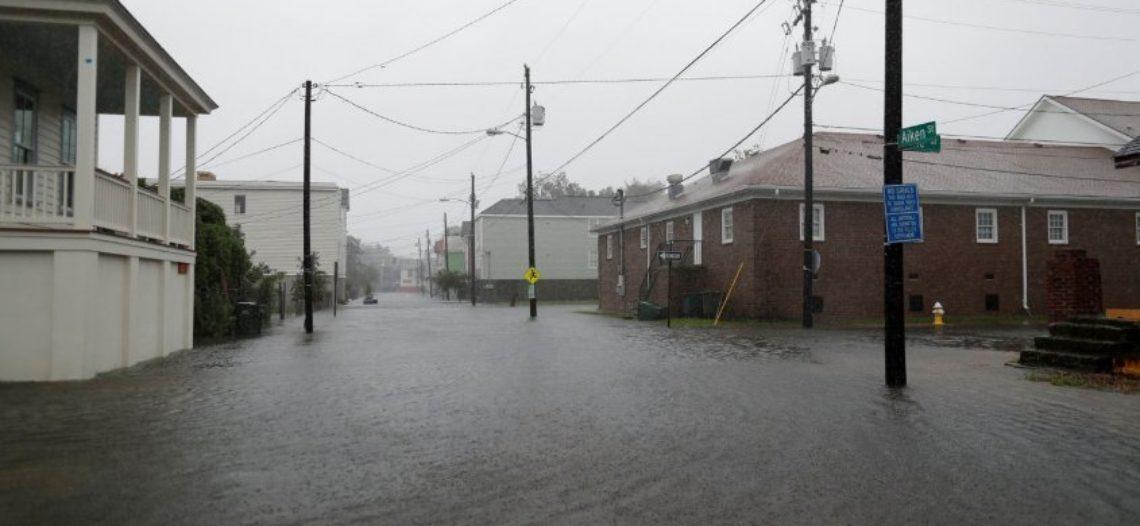 Huracán Dorian toca tierra en Carolina del Norte; avanza hacia Nueva Inglaterra